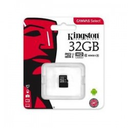 microSDHC 32GB Kingston...